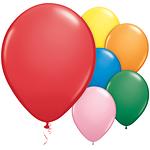 Ballons in Standard Grösse, 33cm