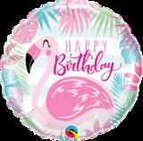 Happy Birthday Flamingo_