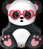 Panda Bär mit Herz_