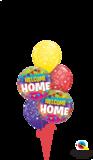 """Ballonbouquet """"Welcome Home""""_"""