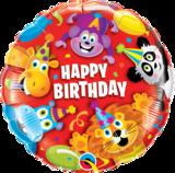 Birthday Party Animals_