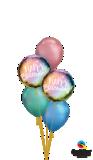 Colorful Chrome Birthday_