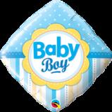 Baby Boy Punkte & Streifen_