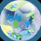 Baby Boy Flugzeuge_