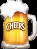 """Bierkrug """"Cheers""""_"""