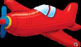 Flugzeug rot_