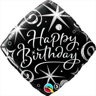 Happy Birthday Black Diamond