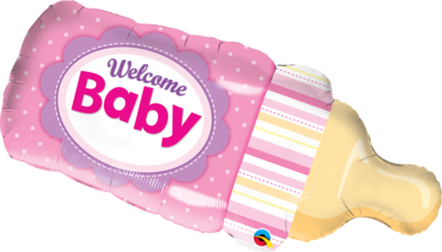 Welcome Baby Schoppenflasche