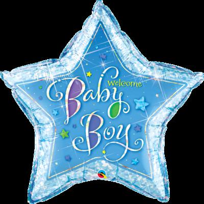 Baby Boy Stern