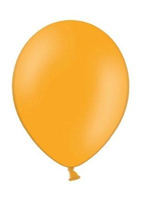 Rundballon, 33cm, orange