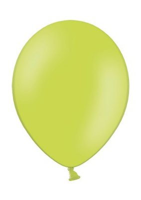 Rundballon, 33cm, apfelgrün