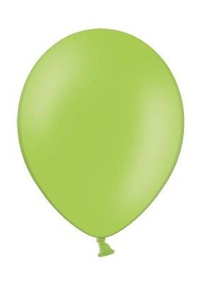 Rundballon, 33cm, hellgrün