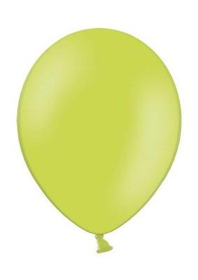 Rundballon Gross, 40cm, apfelgrün