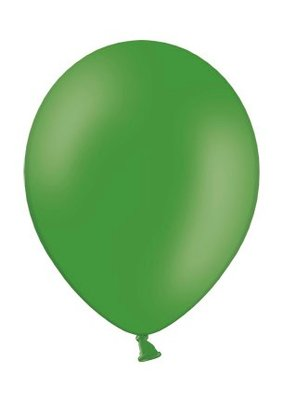 Rundballon Gross, 40cm, dunkelgrün