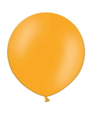 Rundballon Jumbo, 60cm, orange