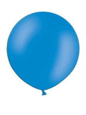 Rundballon Mega, 90cm, dunkelblau
