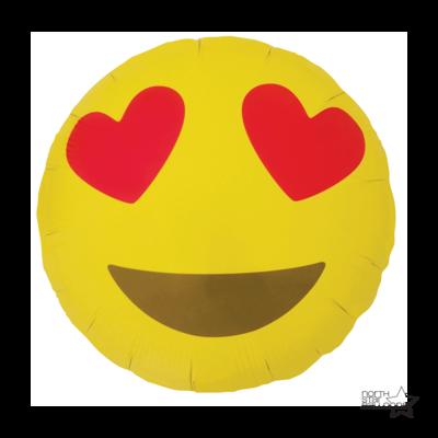 Emoji Herzaugen/Heart Eyes