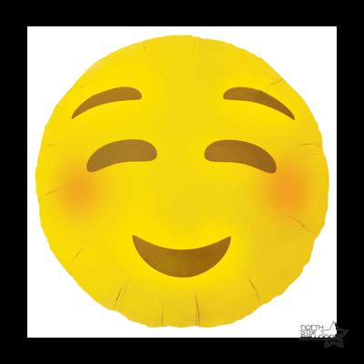 Emoji Errötend/Blushing