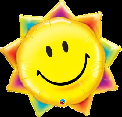 Sonne Smiley