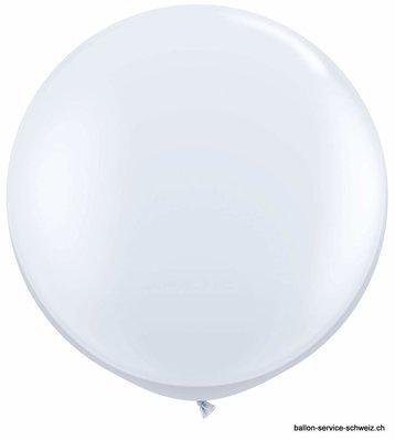 Riesenballon weiss