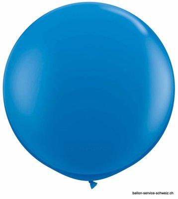 Riesenballon blau