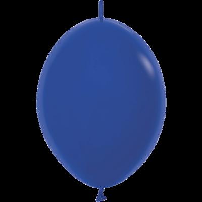Kettenballon, 30cm, dunkelblau