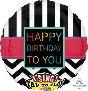 "Geburtstag Singing ""Happy Birthday to You"""