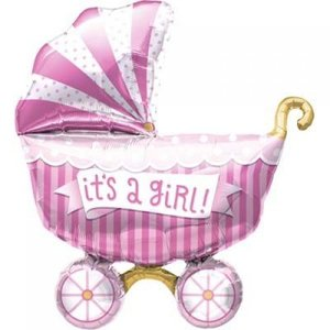 It's a Girl Kinderwagen