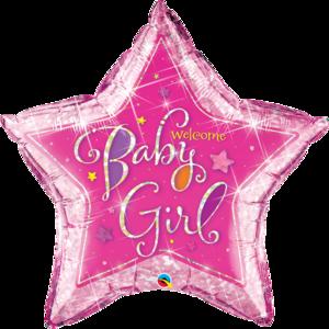 Baby Girl Stern