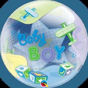 Baby Boy Flugzeuge