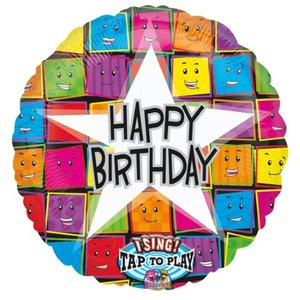 """Sing """"Happy Birthday to You"""""""