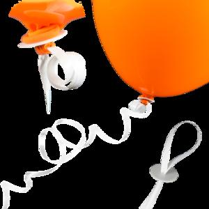 Ballonband weiss